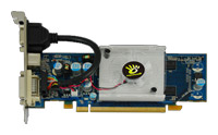 Manli GeForce 8400 GS 450 Mhz PCI-E 512 Mb, отзывы