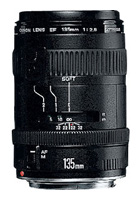 Canon EF 135 f/2.8 with Softfocus, отзывы