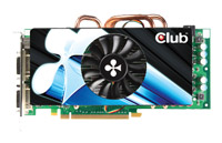 Club-3D GeForce GTS 250 738 Mhz PCI-E 2.0, отзывы