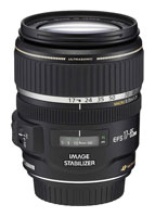 Canon EF-S 17-85 f/4-5.6 IS USM, отзывы