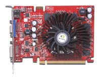 Diablotek GeForce 7600 GS 400Mhz PCI-E 512Mb 540Mhz 128 bit DVI TV YPrPb, отзывы