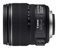 Canon EF-S 15-85 f/3.5-5.6 IS USM, отзывы