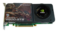 ECS GeForce 8800 GTS 650 Mhz PCI-E 2.0, отзывы